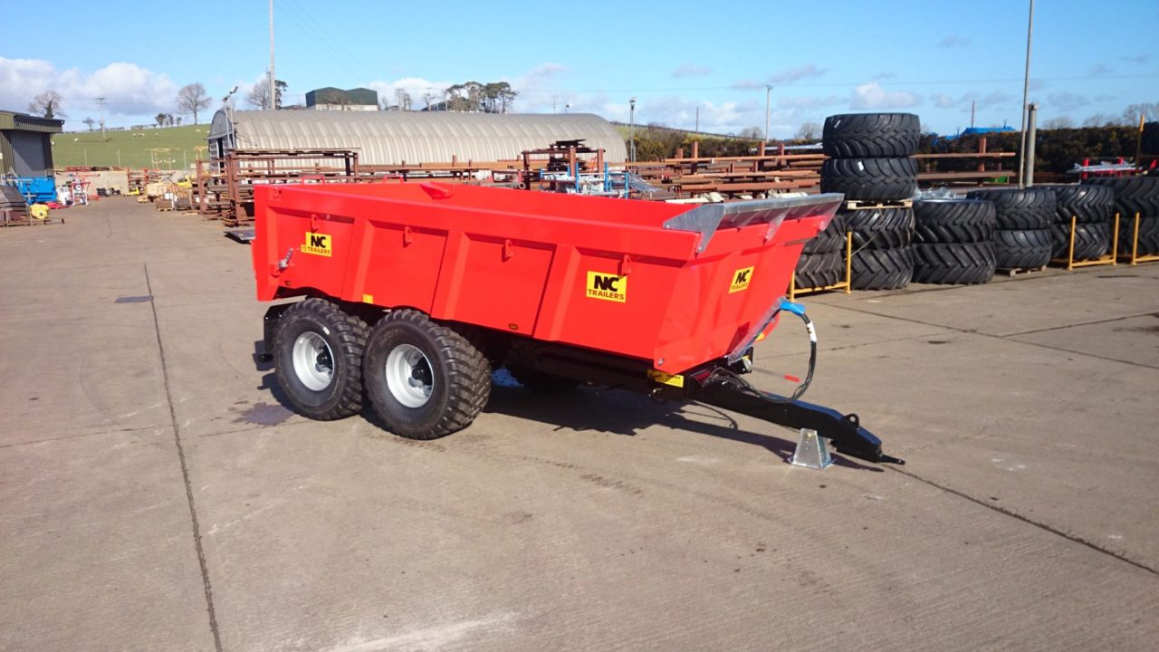 Dump Trailers Nc Euro Dump Trailer Nc Engineering